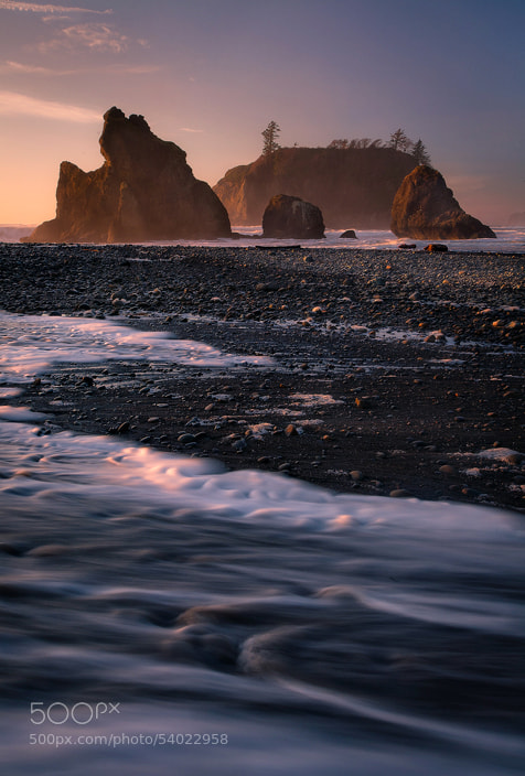 Photograph Lines of Ruby by Trevor Anderson on 500px