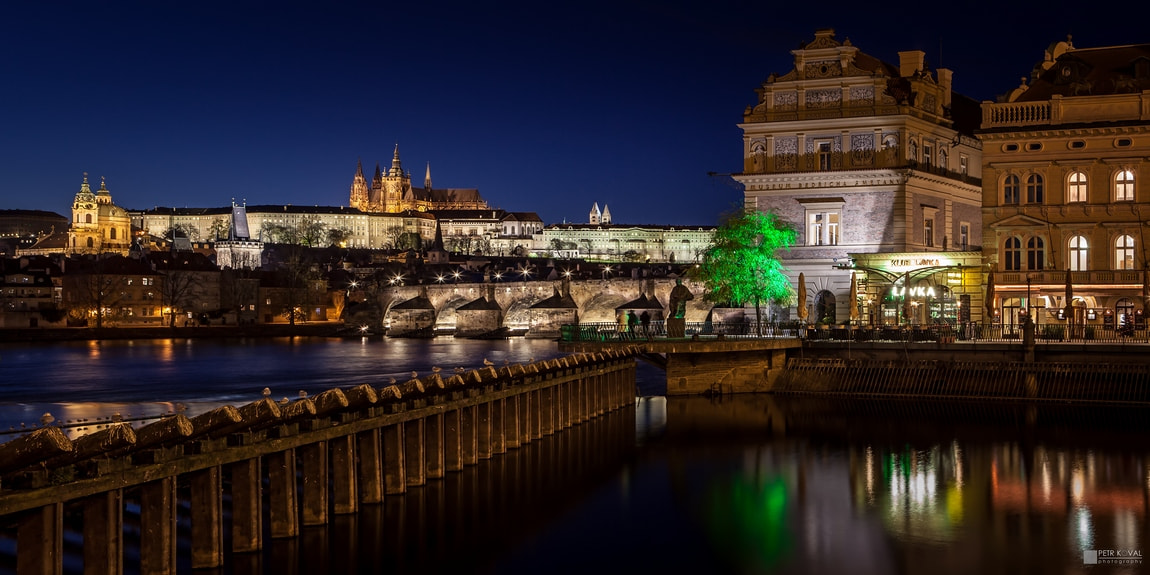 Photograph Charles Bridge by Petr Koval on 500px