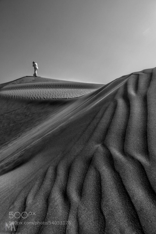 Photograph رمال by محمد عبد القادر البارقي on 500px