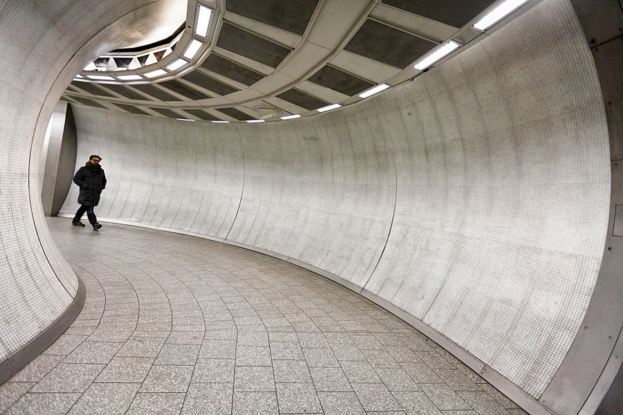 The White Tunnel