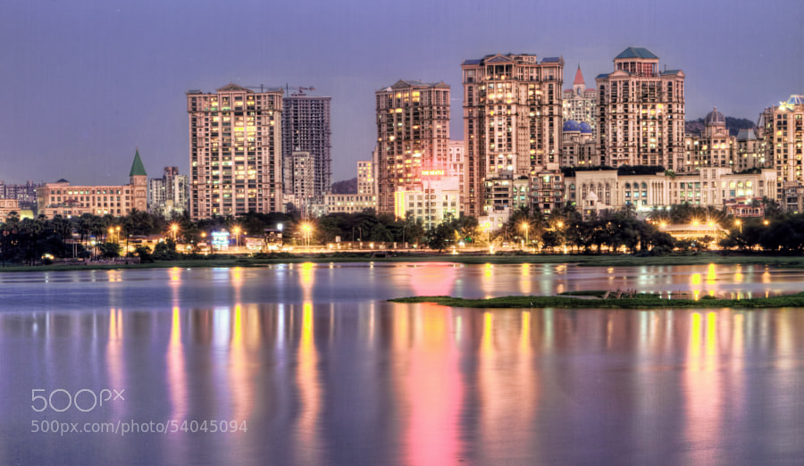 Photograph Across the lake by Fahim Sayed on 500px
