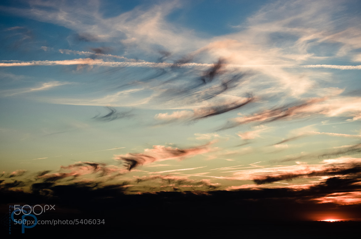 Photograph Clouds of Crimson by Christopher Photopoulos on 500px