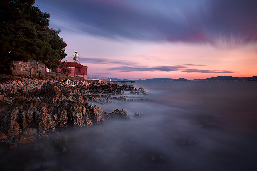 Photograph lighthouse by Ivo Šišević on 500px
