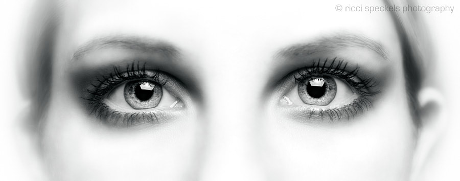 Photograph Eyes by Ricci Speckels on 500px