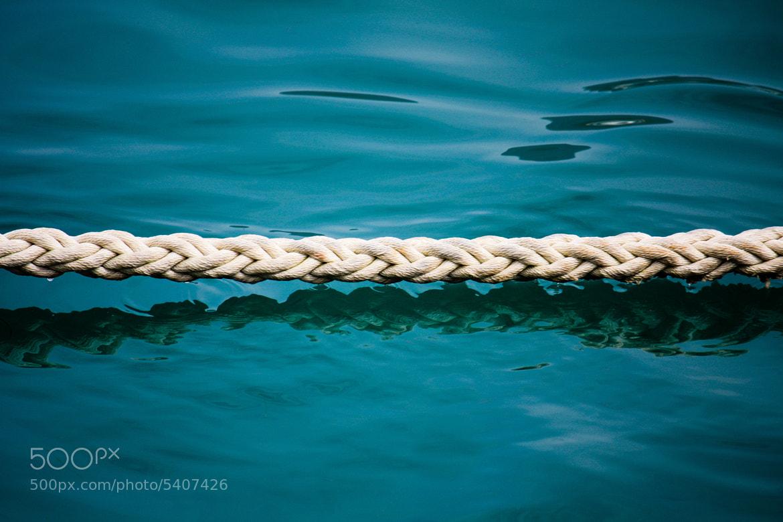 Photograph Marine rope by Alex Asanov on 500px