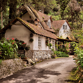 Fairy Tale Cottage by Jason Matthew Tye (jeymatt)) on 500px.com