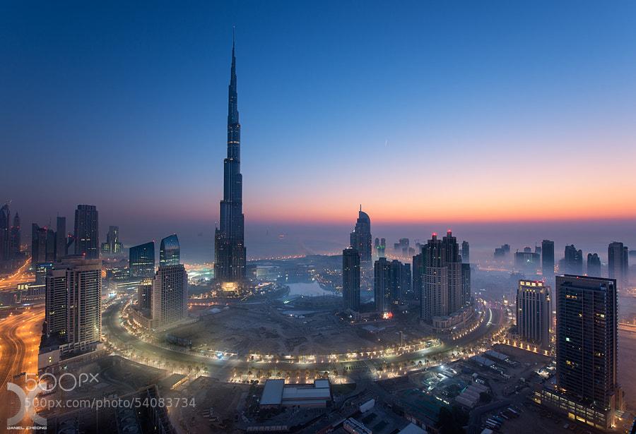 Photograph Mystic Dubai by Daniel Cheong on 500px