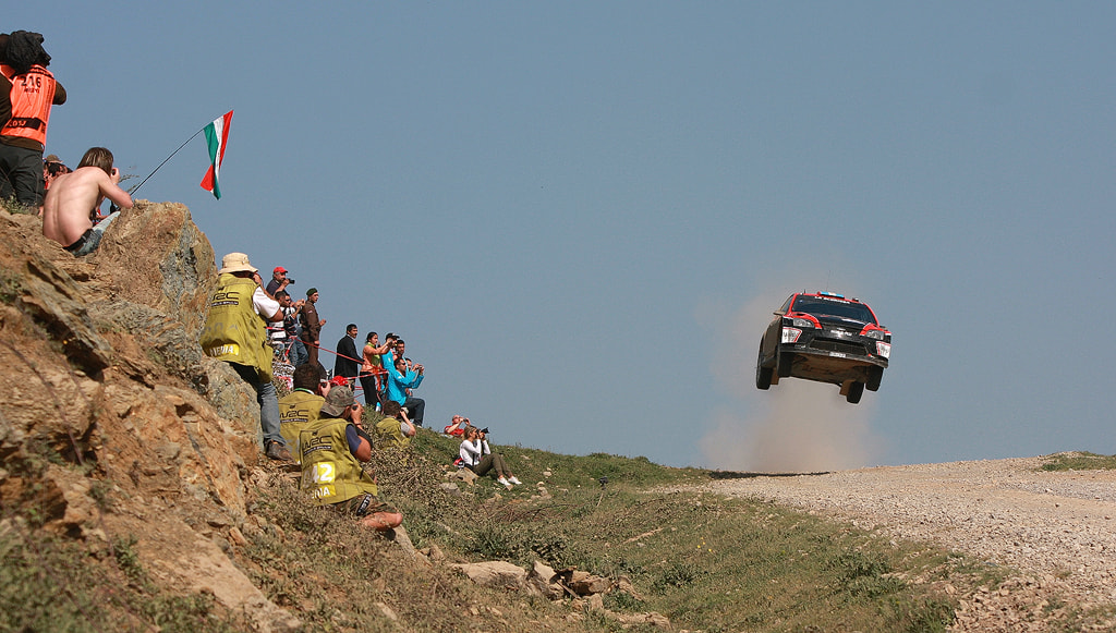 Photograph Federico Villagra - WRC Rally Turkey by Ben Gilbert on 500px