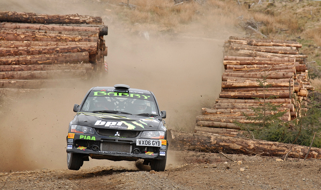 Photograph Danny Barry - Pirelli Rally by Ben Gilbert on 500px