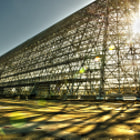 Постер, плакат: Airship Hangar @ NASA Ames Research Center