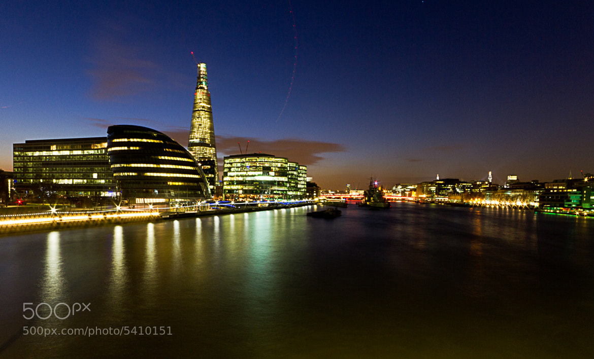 Photograph London City by Sylvain Millier on 500px