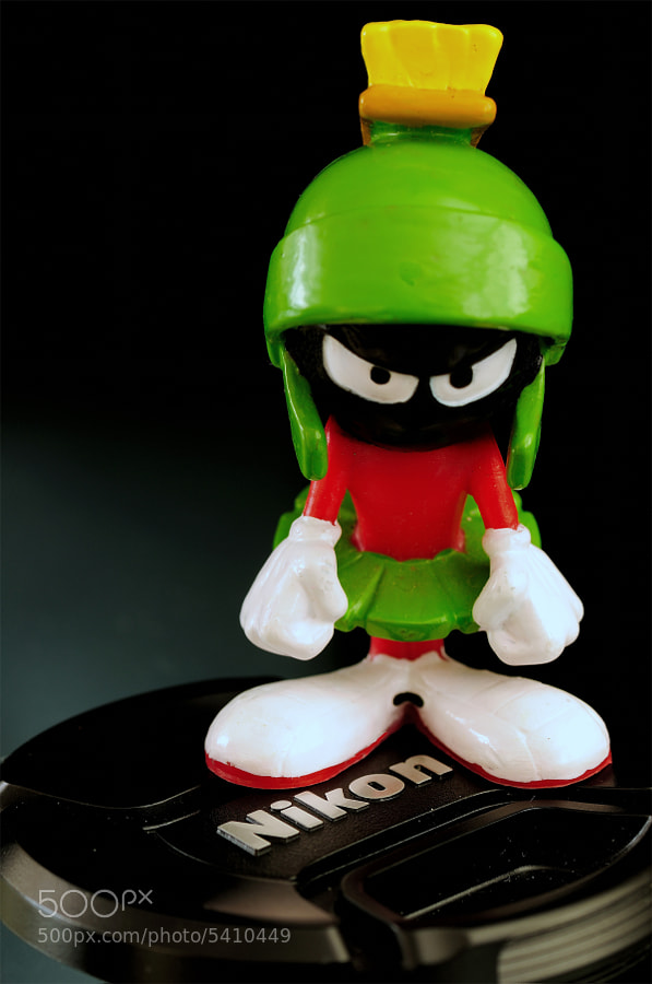 marvin martian space modulator quote
