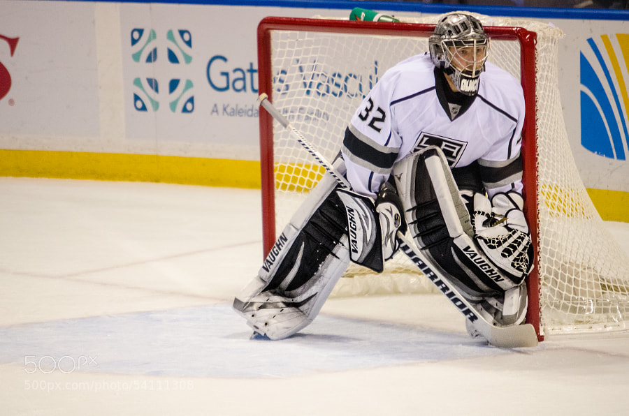Photograph Jonathan Quick by Bradley Kalpin on 500px