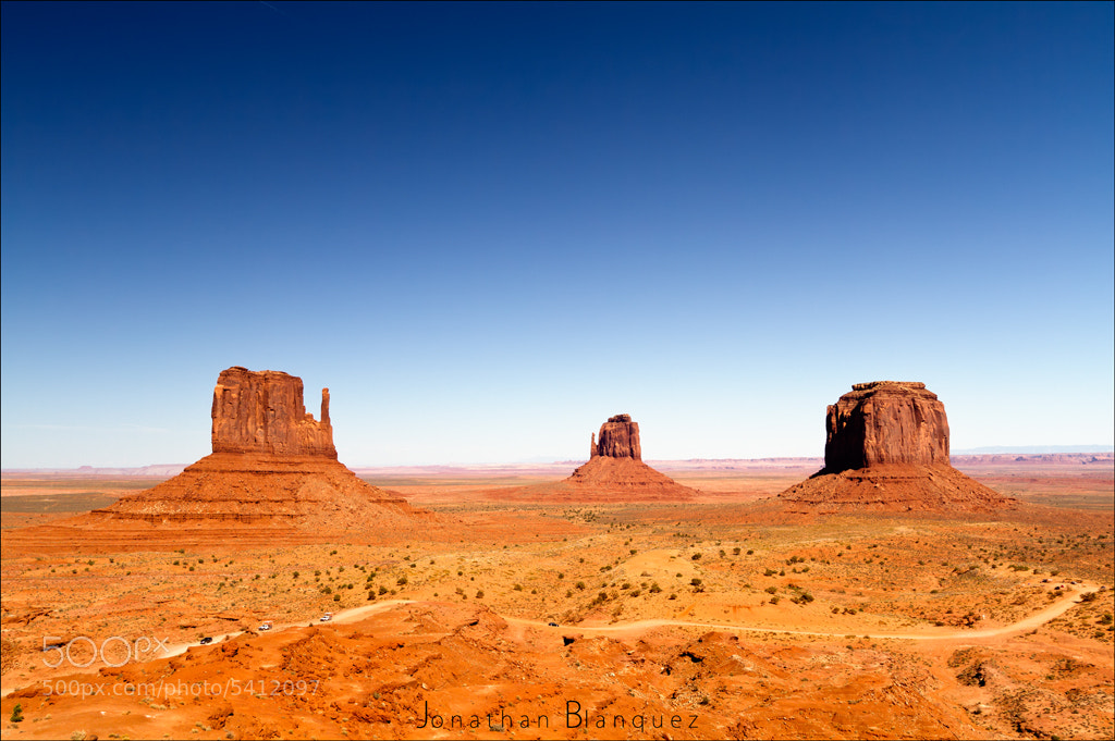 Photograph Monument Valley View by Jonathan Blanquez on 500px