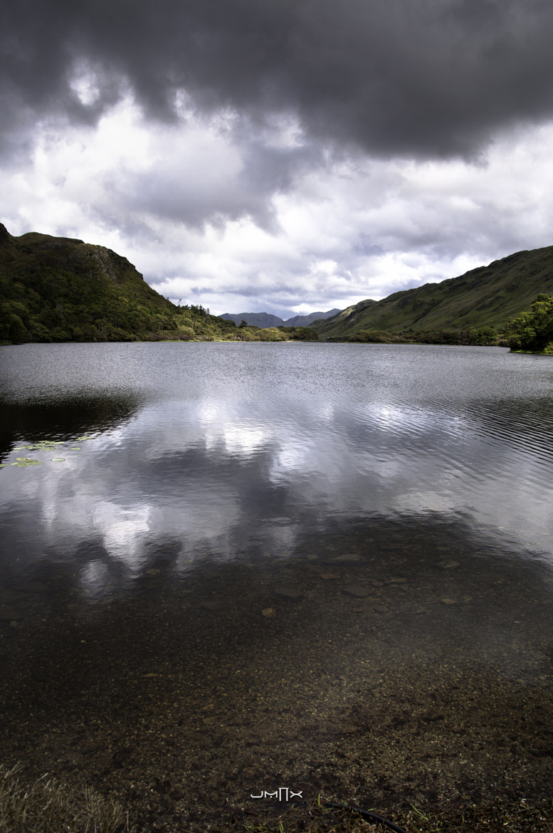 Photograph Kylemore Lake by Julien Malrieu on 500px