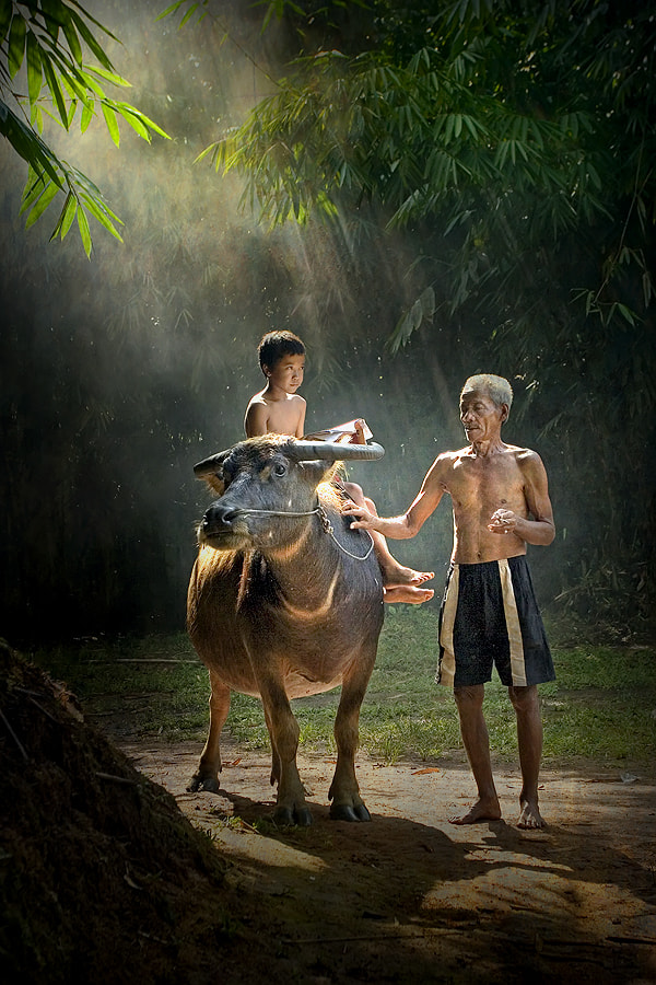 Photograph Telling Story by Jeffry Surianto on 500px