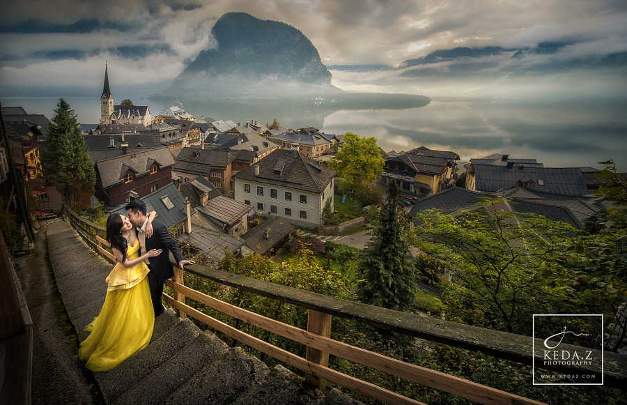 Photograph Precious moment in Hallstatt by Keda.Z Feng on 500px