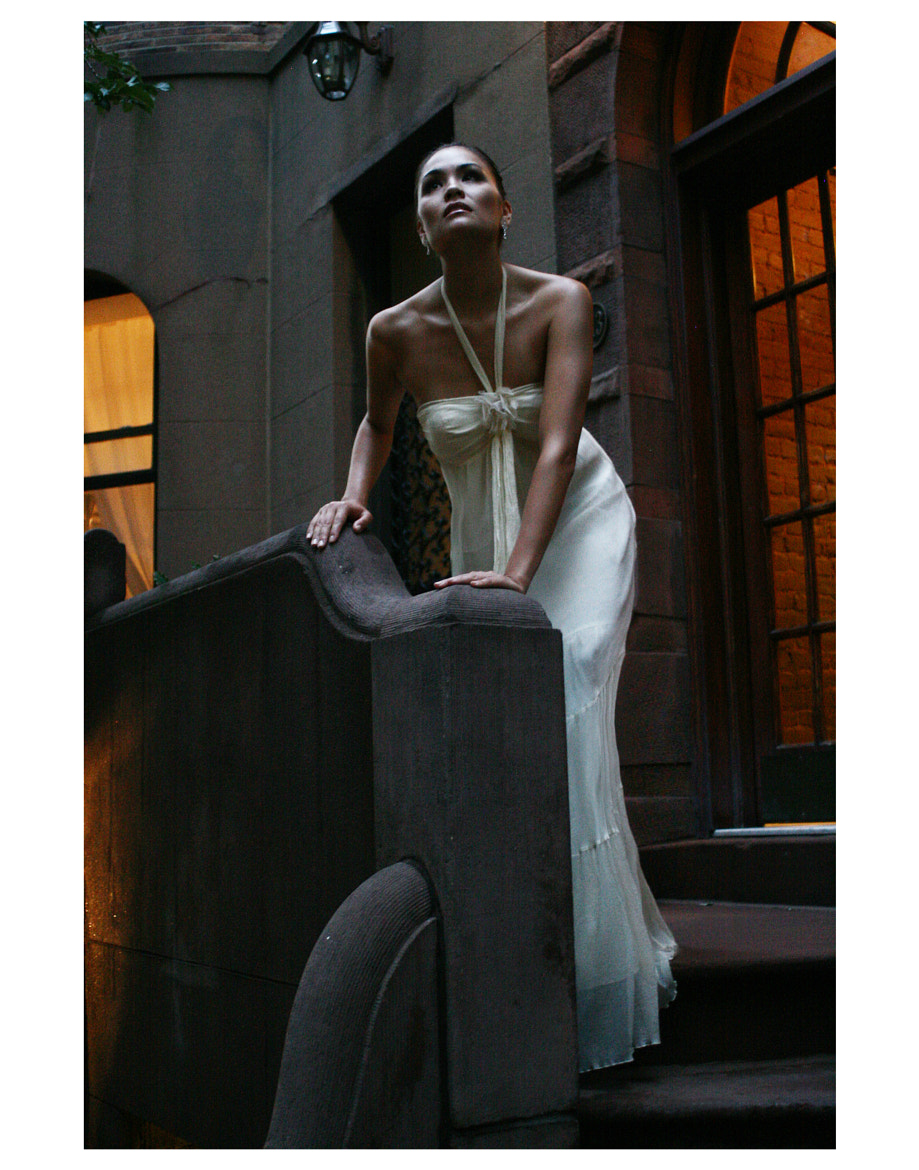 Photograph Vera Wang Evening Gown, New York,NY by Brad Starks on 500px
