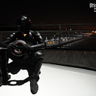 Постер, плакат: Rinzler Tron Legacy Ultimate Cosplay