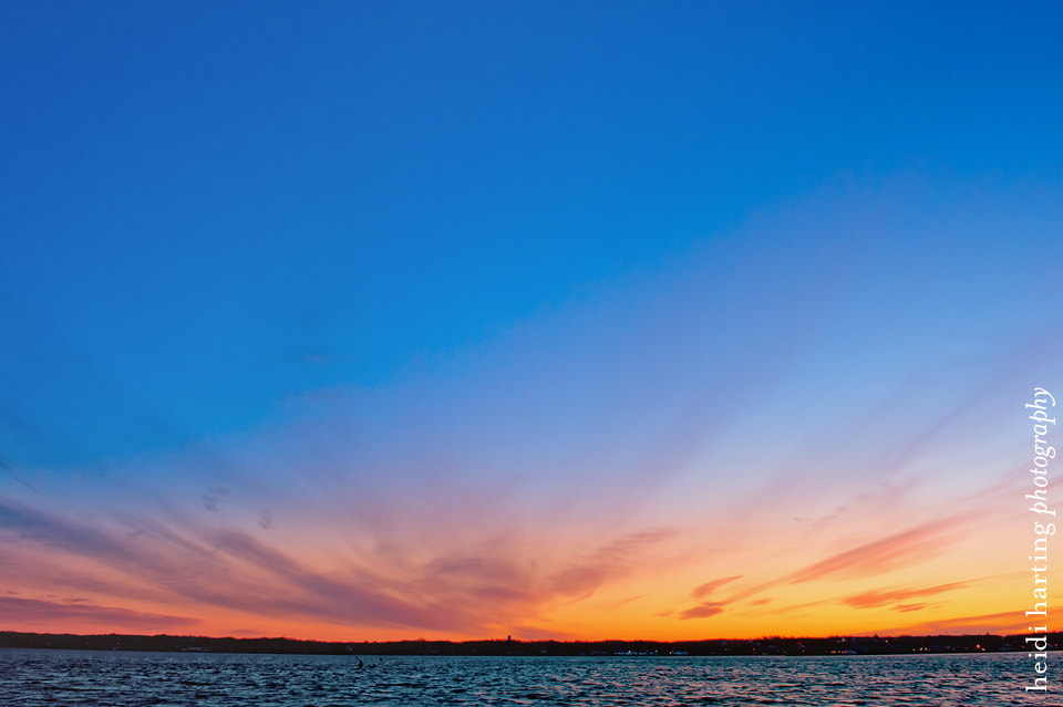 Photograph sunset   plymouth harbor by heidi harting on 500px