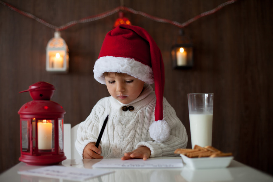Letter for Santa by Tatyana Tomsickova on 500px.com