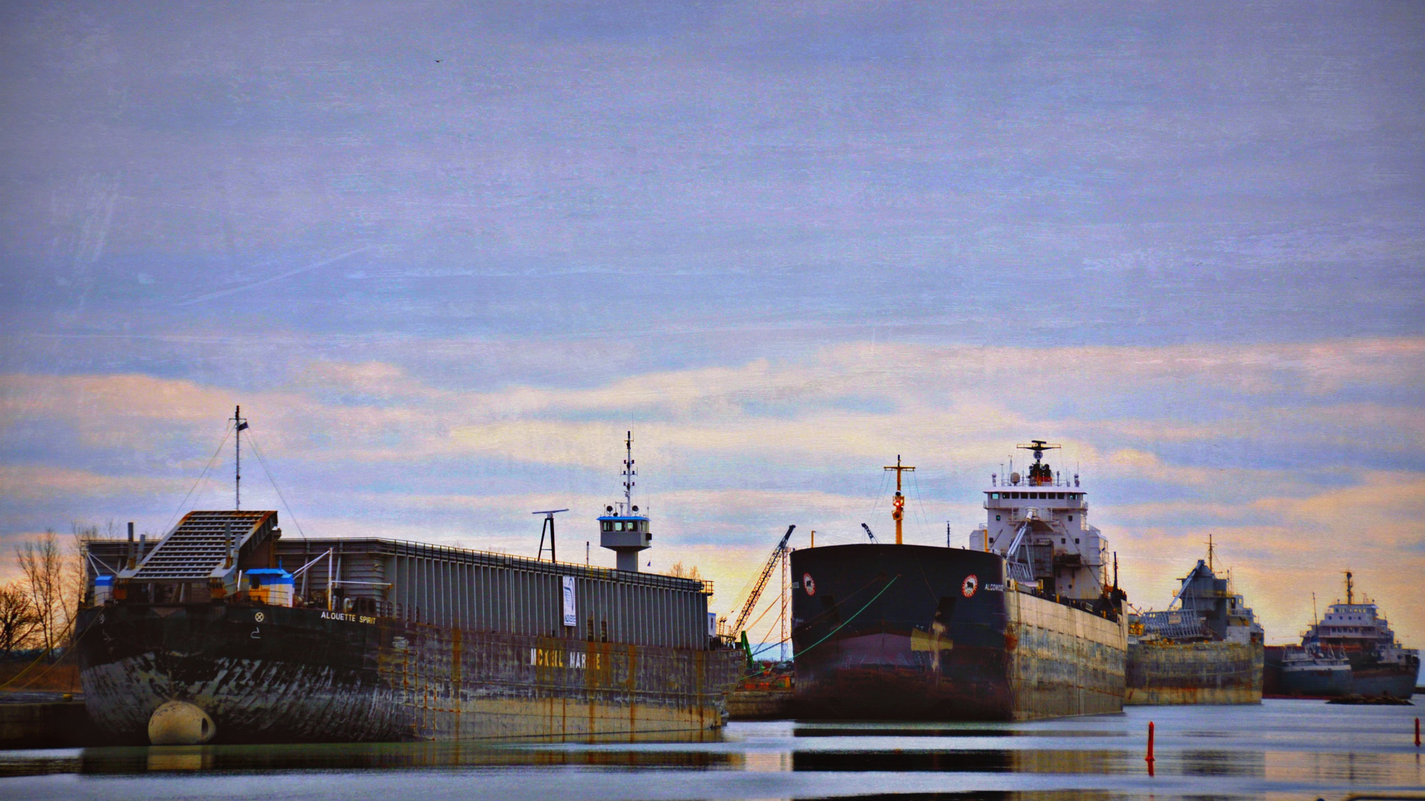 Photograph Shipping Canal by Kimberly Hart on 500px