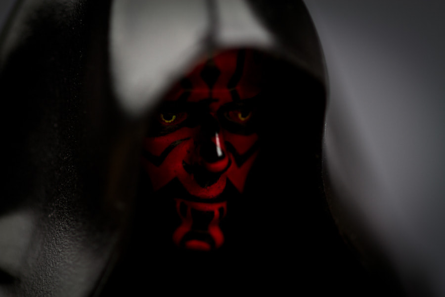 Photograph 2GB Darth Maul USB Flash Drive by Christian Cantrell on 500px