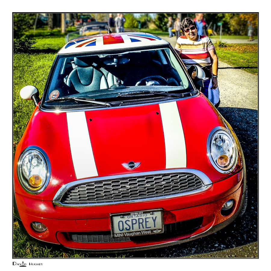 Mini + Driver