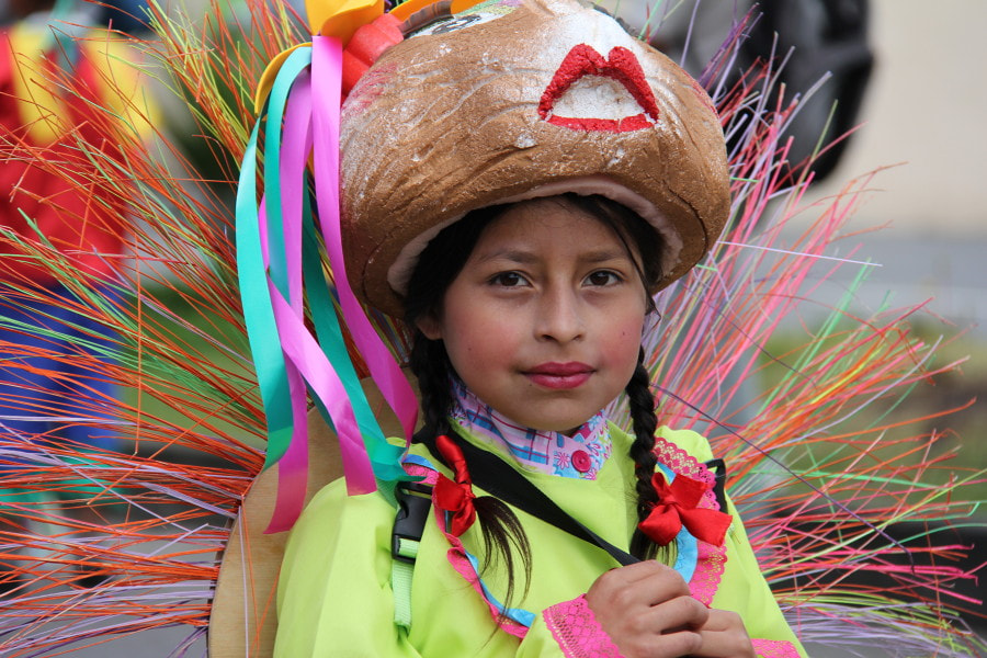 Photograph carnavalito en Pasto by LUIS H ANDRADE F on 500px