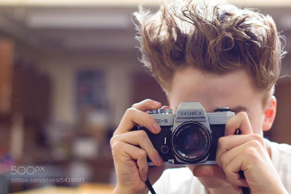 Photograph 35mm by Eric Fryc on 500px