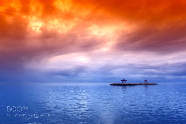 Photograph Twilight at Sanur Beach by aditya prayoga on 500px