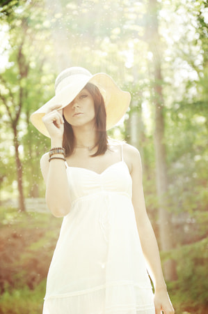 Photograph sun hat by Andrew Huynh on 500px