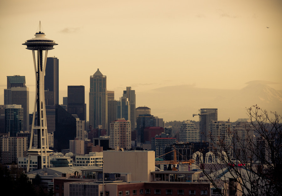 Photograph Seattle Skyline by Luis Rodriguez Ochoa on 500px
