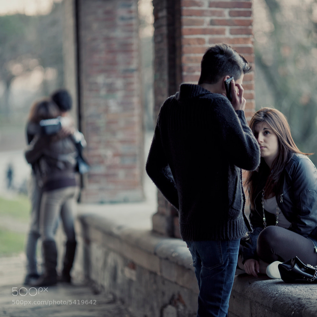 Photograph Couple in love by laura  malucchi on 500px