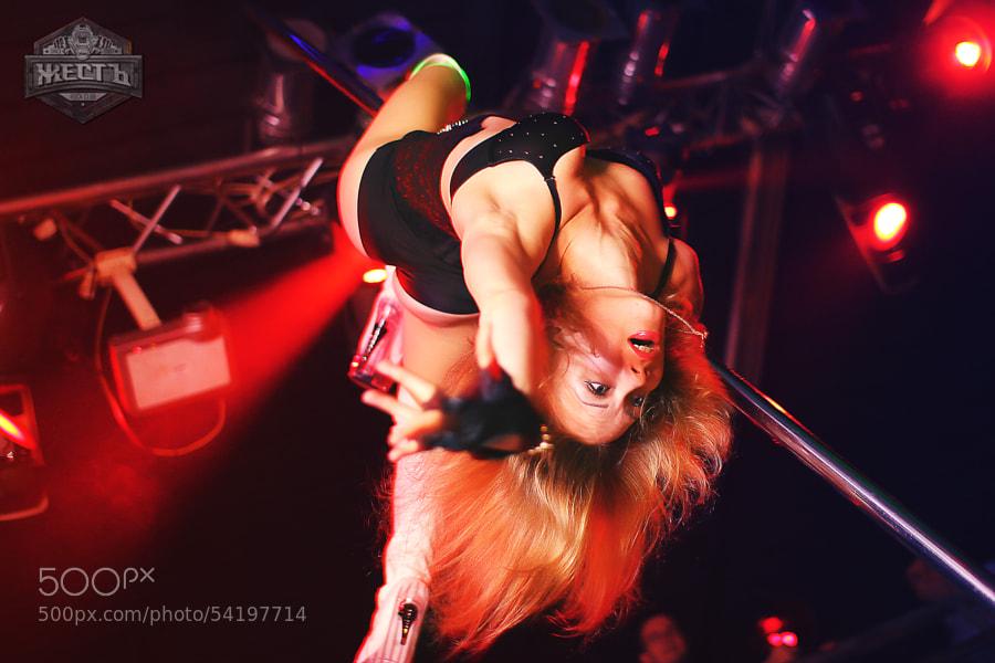 Photograph Pole Dance by Timur Pyak on 500px