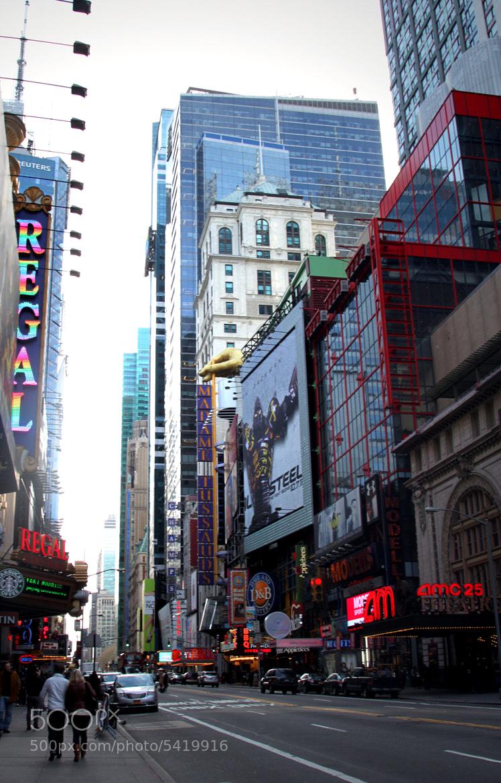 Photograph NYC by lyaxova jane on 500px