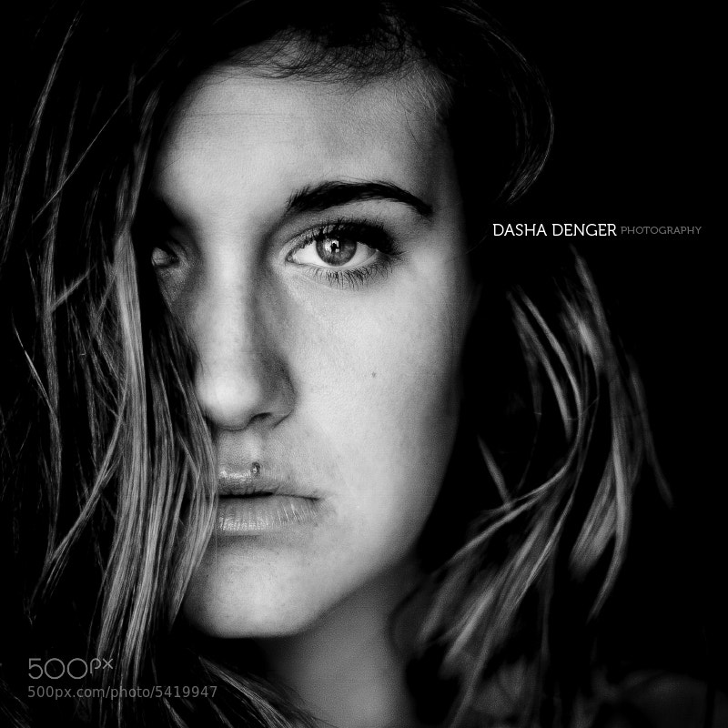 Photograph Kenzie 500px by Dasha Denger on 500px