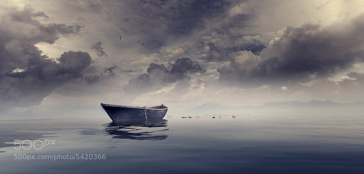 Photograph The Boat by Helena K on 500px