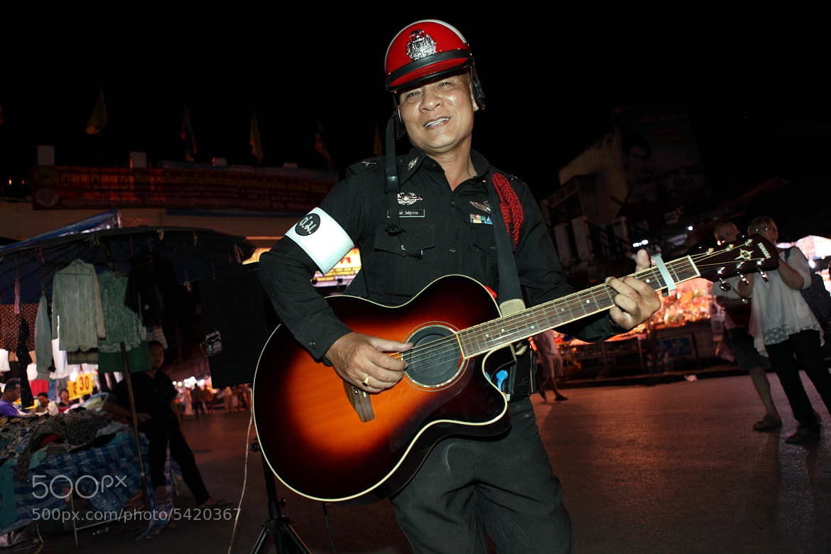 Photograph Police Artist by Supakaln Wongcompune on 500px