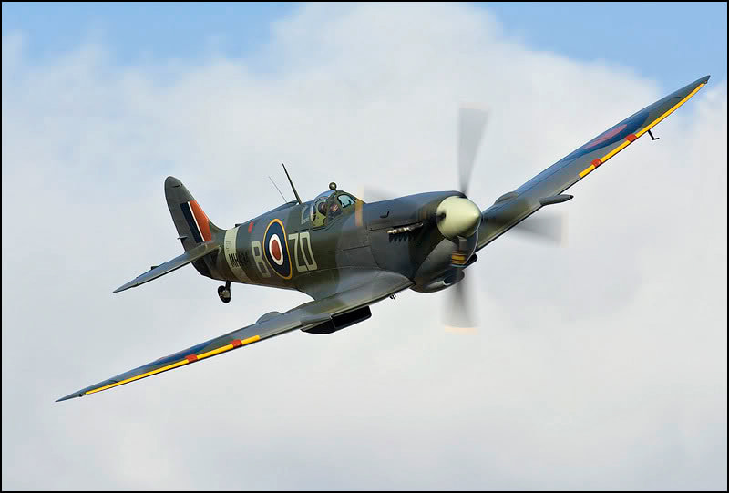 Photograph Spitfire by Tony Flashman on 500px