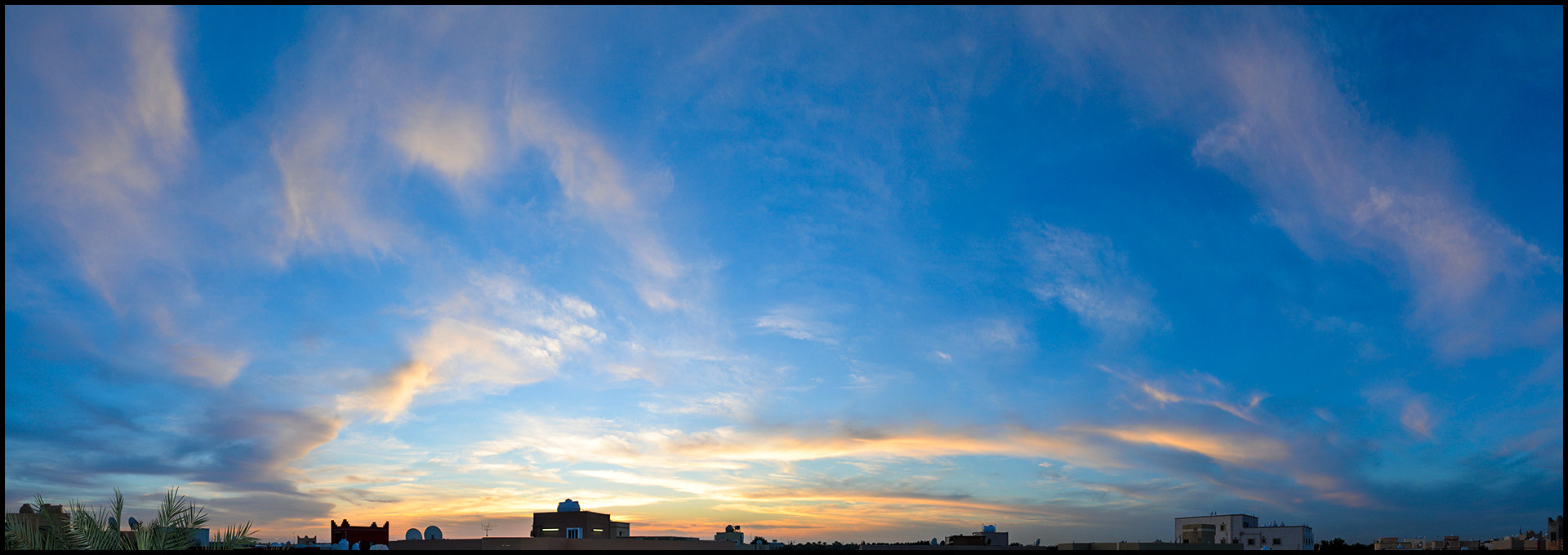 Photograph Panorama Sky by Hussain Ali on 500px