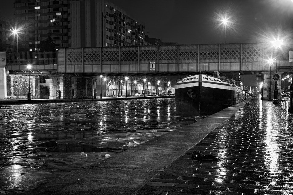 Photograph Crystal canal by Laurent DUFOUR on 500px