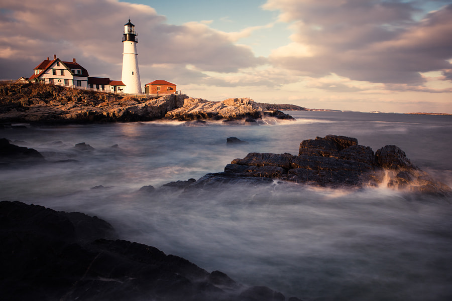 Photograph The Portland Head Light by Brian Matiash on 500px