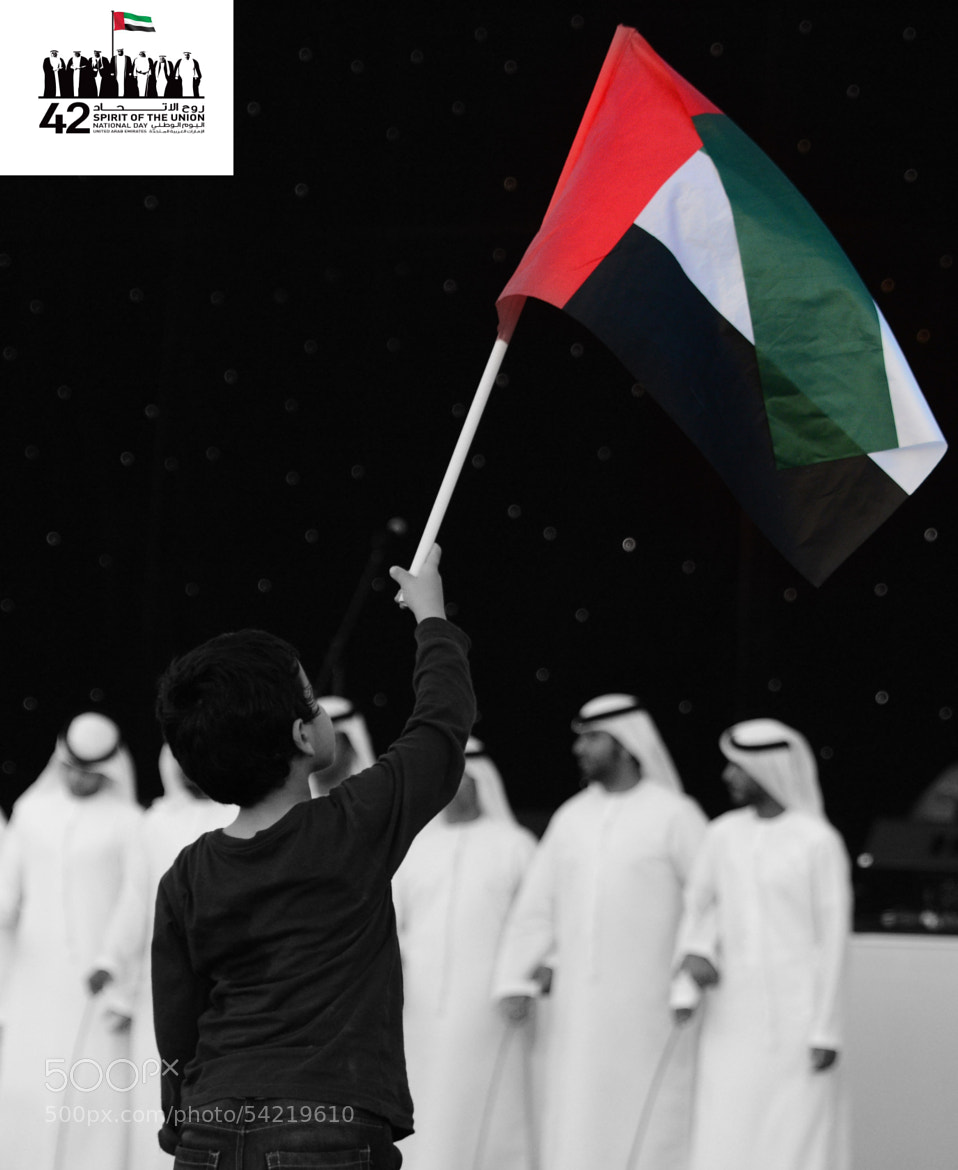 Photograph spirit of union= 42nd-uae national day by Jaimin Udhnawala on 500px