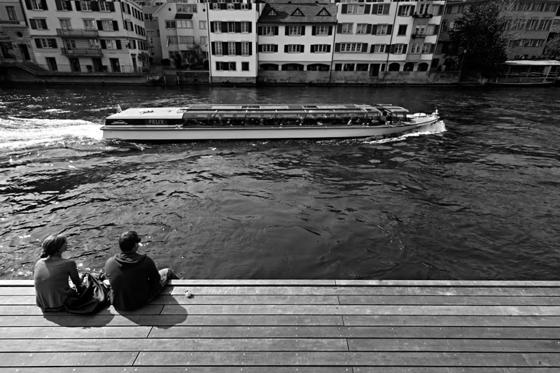 Photograph Limmat life/2 by Walter Scappini on 500px