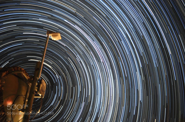 Photograph Star Trails by Umut Yildiz on 500px