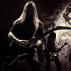 Постер, плакат: Olavi Mikkonen of Amon Amarth