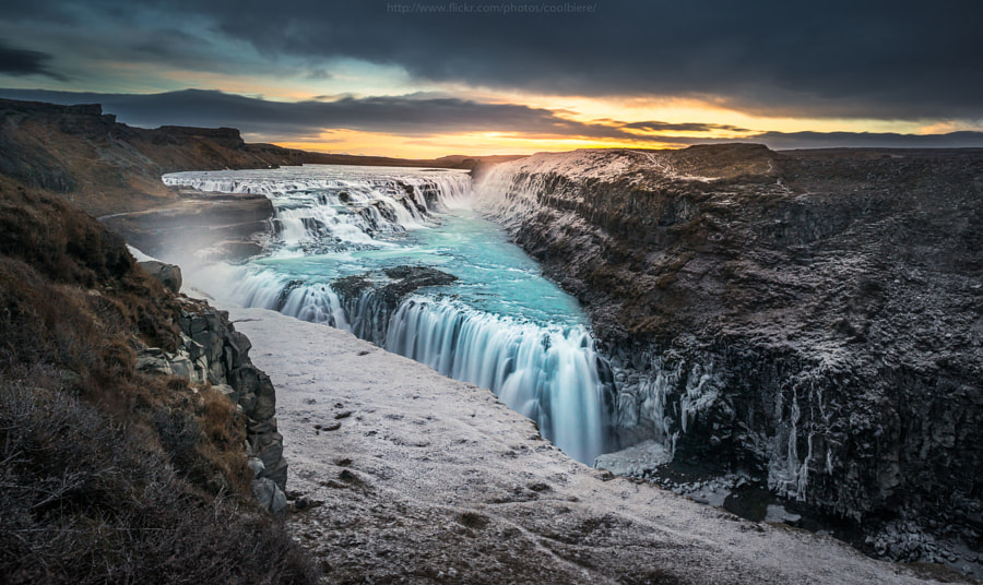 Photograph GULLFOSS by Coolbiere. A. on 500px