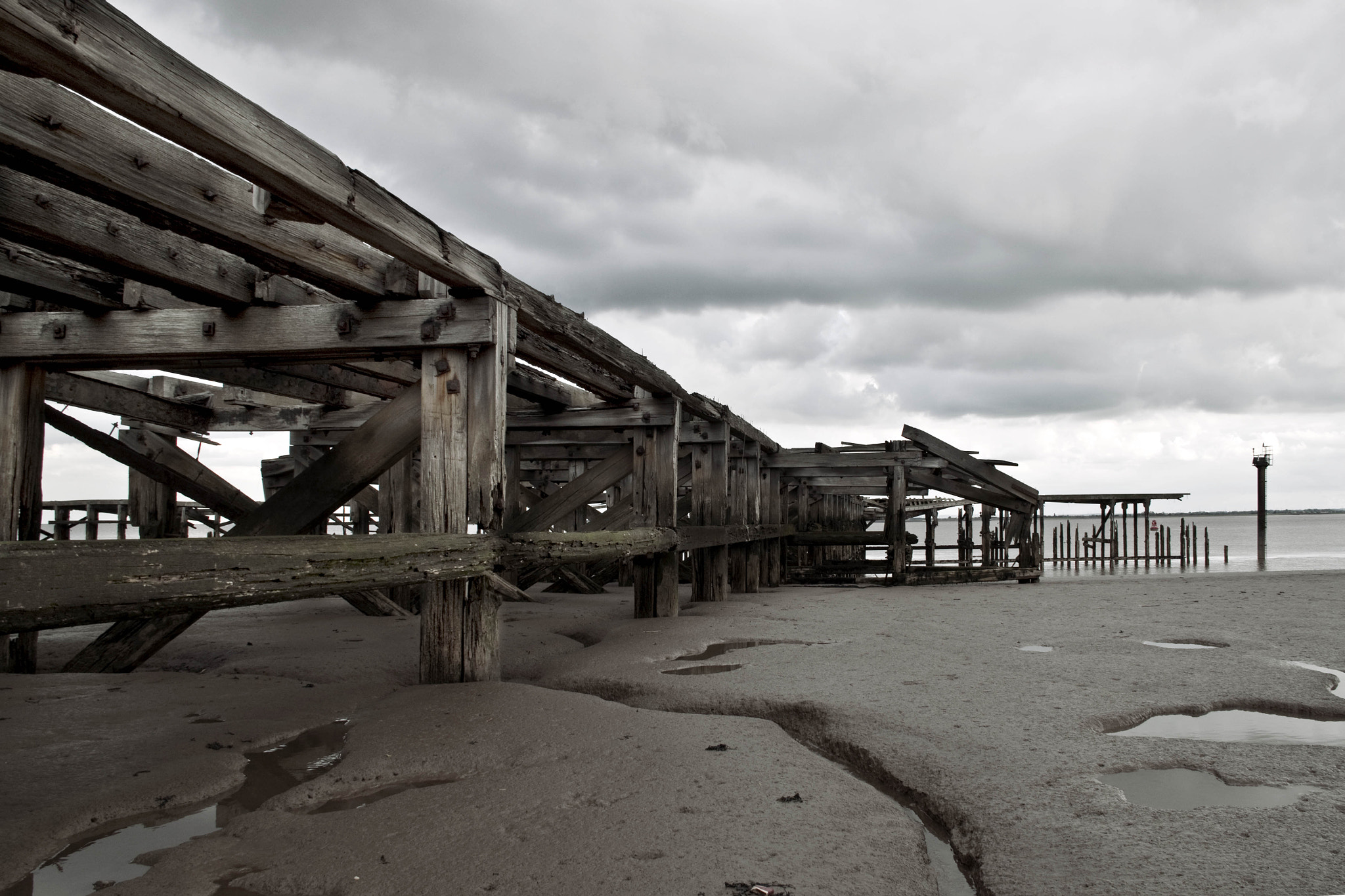 Photograph Old docks on the Humber by monapixel on 500px