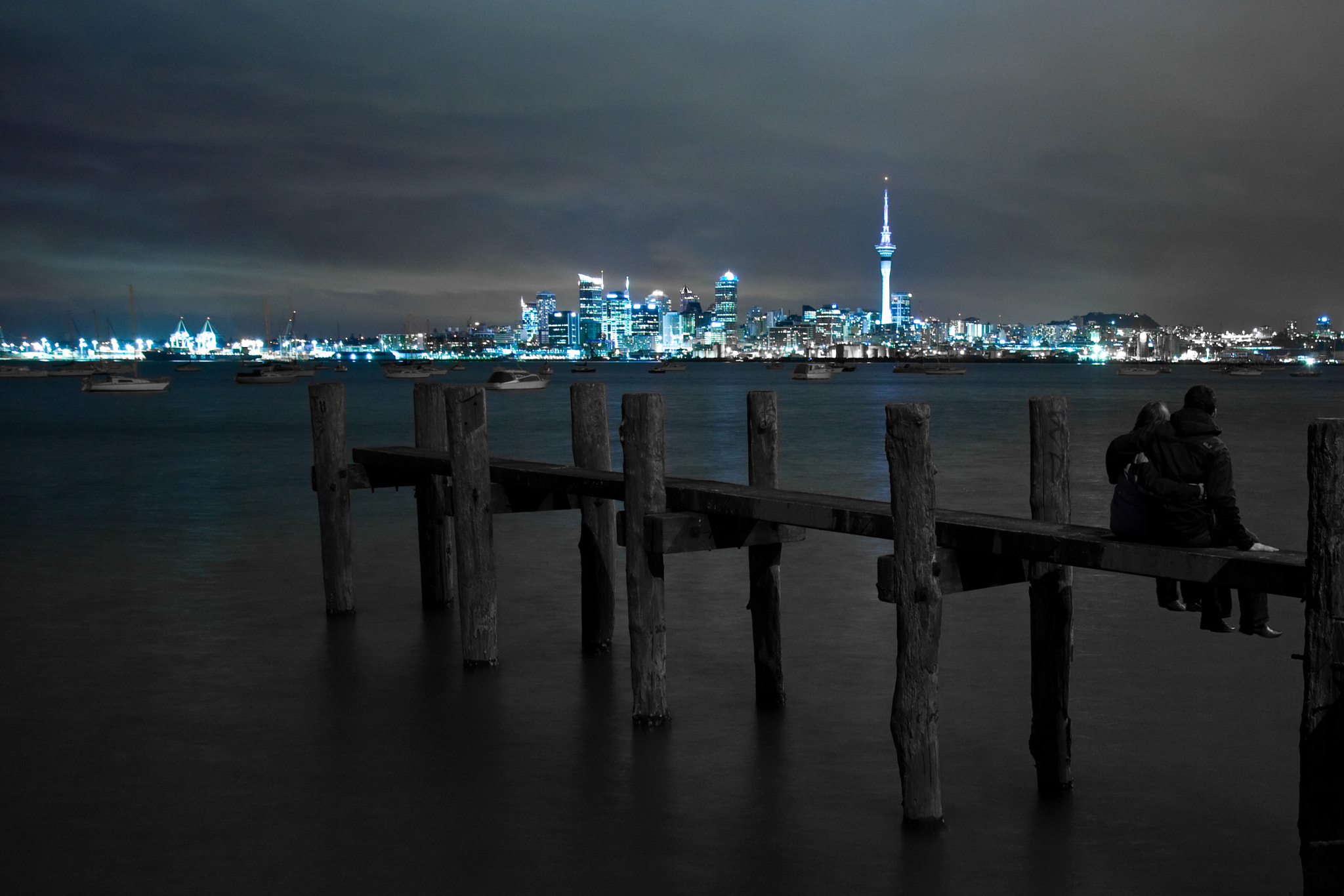 Photograph Auckland Romance by Oliver Eitel on 500px
